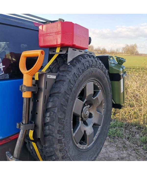 Universal wheel mount